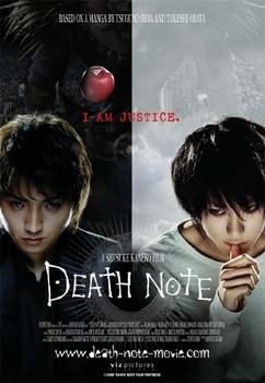 Death Note LA & Death Note. The Last Name. (Тетрадь Смерти 1 и 2 фильмы)
